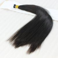Peruvian I tip hair extension for salon DL0001