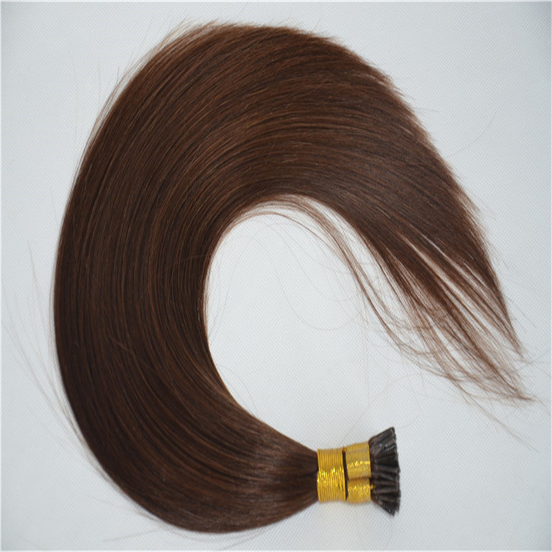 I Tip Hair Brazilian Wholesale Pre-bonded Hair Extensions WK100