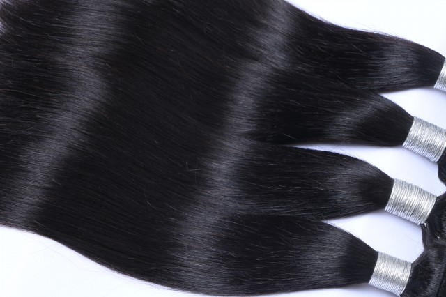 Virgin Remy hair Peruvian hair weave JF090