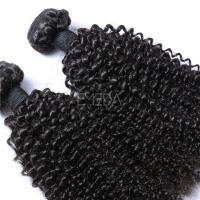 Kinky curly hair extensions for black women in stock YJ229