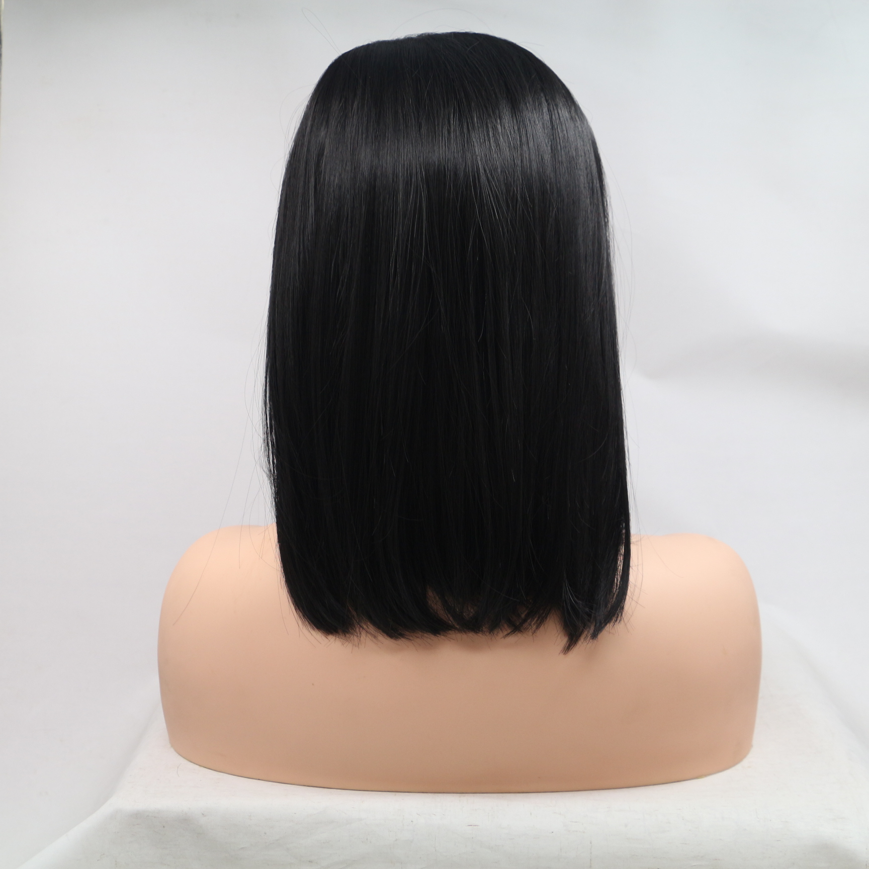 Pixie Wig Lace front Wig One Side Long One Side Short Popular in USA WK180