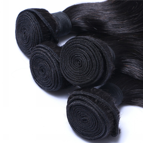 Indian virgin hair body wave hair extensions YL020