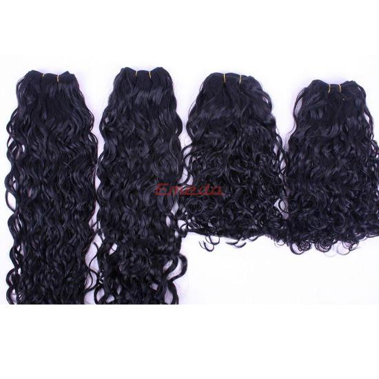 Factory price grade AAAAA+ cheap jerry curly brazilian hair weave bundles extension