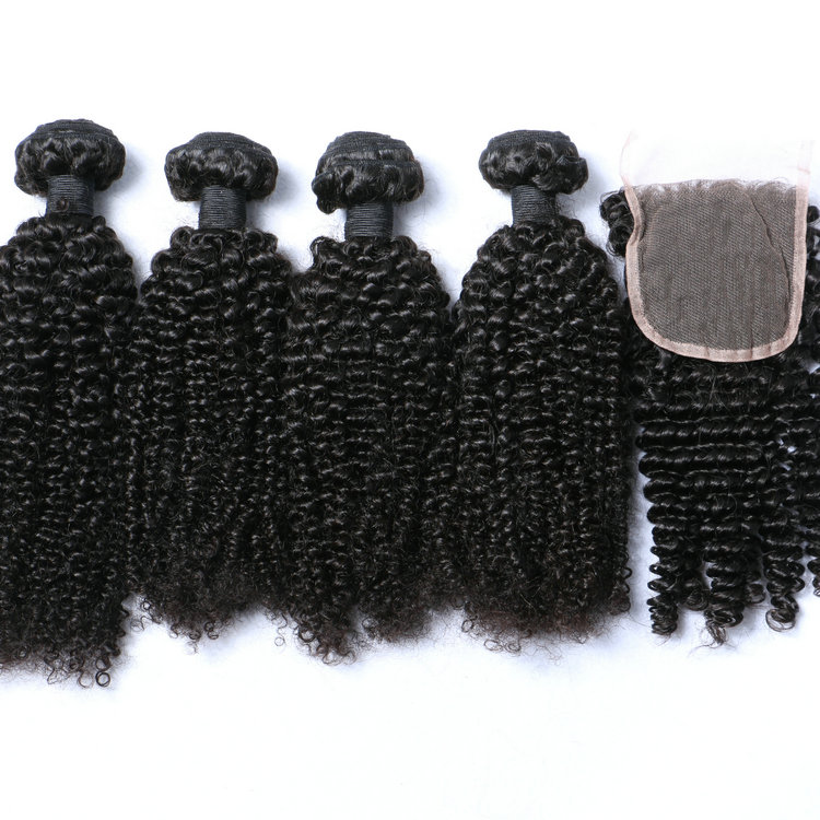 Full cuticle hair bundles machine weft long hair bundles 100g per piece YL161
