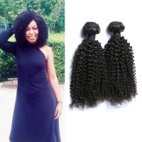 Brazilian kinky curl natural hair weave for wholesale DL0005