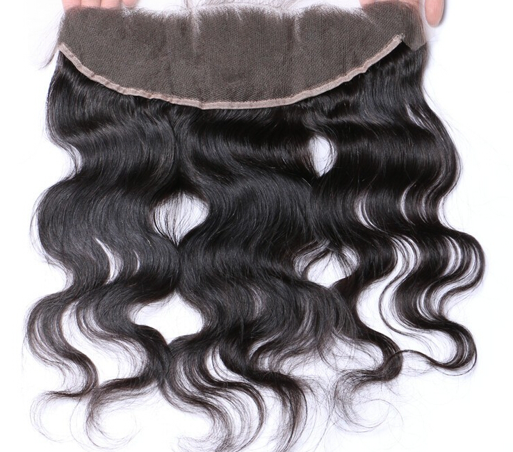 Supplier cheap closure and frontal natural remy hair 10A grade pre plucked YL402