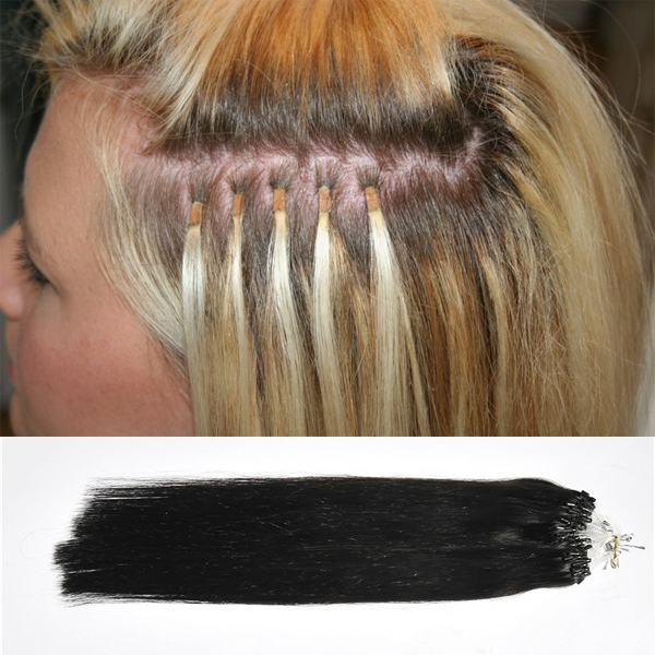 Micro Links Micro Bead Hair Extensions Emeda Hair