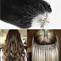 Micro ring loop hair extensions china wholesale micro ring loop micro links micro bead hair extensions pmusecretfo Image collections