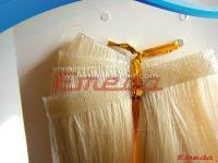 Russian remy skin weft