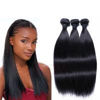 EMEDA virgin Peruvian hair weave Silk Straight hair extensions HW023