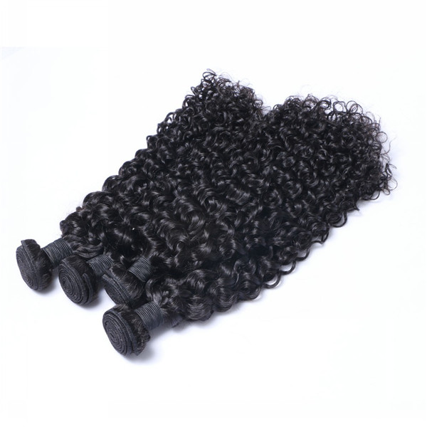 Large Quantity Good Quality Remy Human Hair Extensions Brazilian Hair  LM084