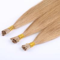 Mini I Tip Hair Extension Russian Human Hair USA Prebonded Hair Extension Wholesale LM426