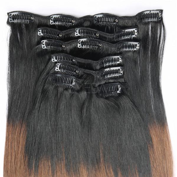 Buy Real Clip In Hair Extensions Buy Cheap Yj244 Emeda Hair
