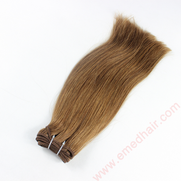 All types of brazilian human hair weave,grade 10a cuticle aligned raw virgin hair color #6,human hair bundles vendors.HN169