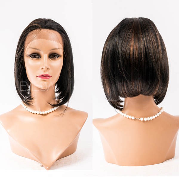 Stock free shipping cheap discount lace front wigs YJ97
