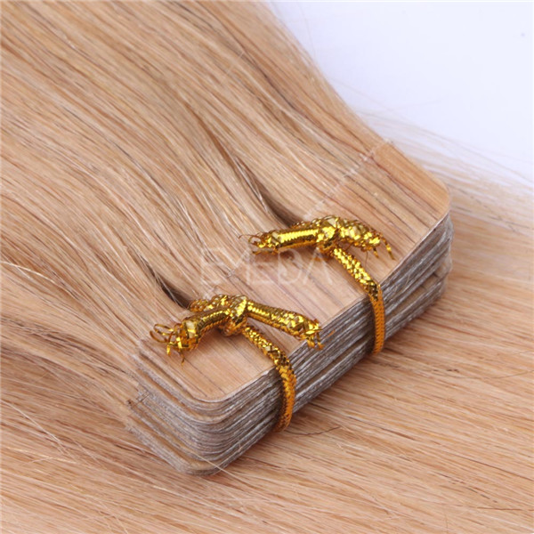 Discount hair beautiful tape in hair extensions great reputation  good feedbacks cheap hair YL262