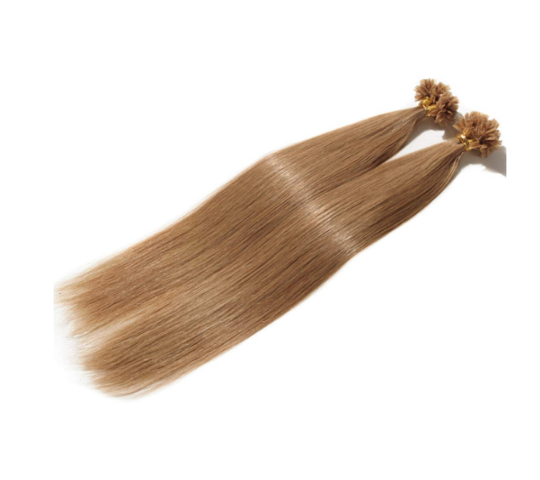 Pre Bonded Nail Tipped Hair Piece  U Tip  Extensions YL319