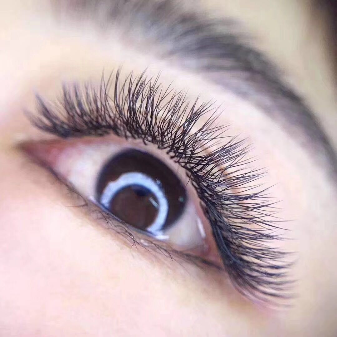 Premade Volume Fans Y Shape Eyelashes Extensions Blooming Eyelashes PY23