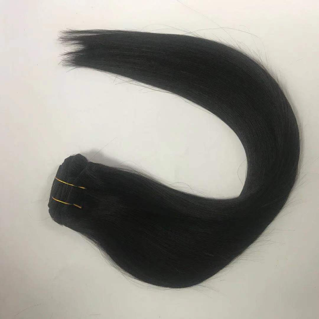Silky Straight Hair Extension Large Stock Big Discount Brazalian Hair WK243
