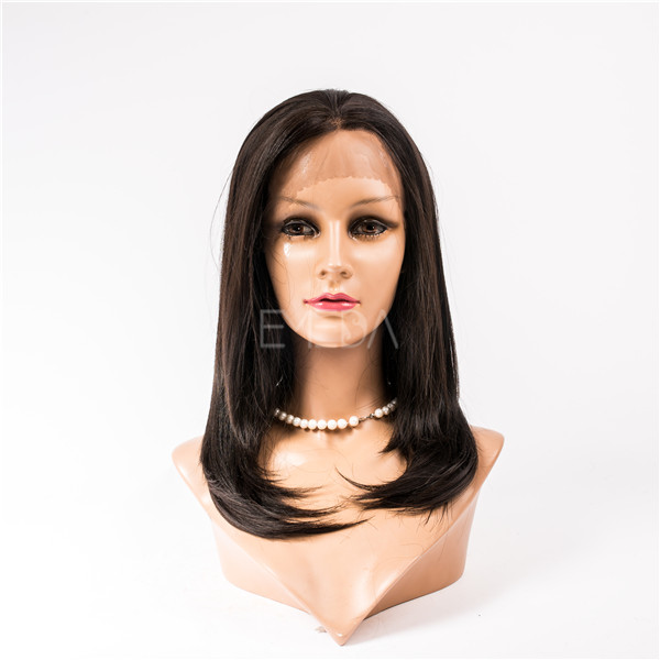 Size adjustable wig cap glueless full lace wigs uk YJ101