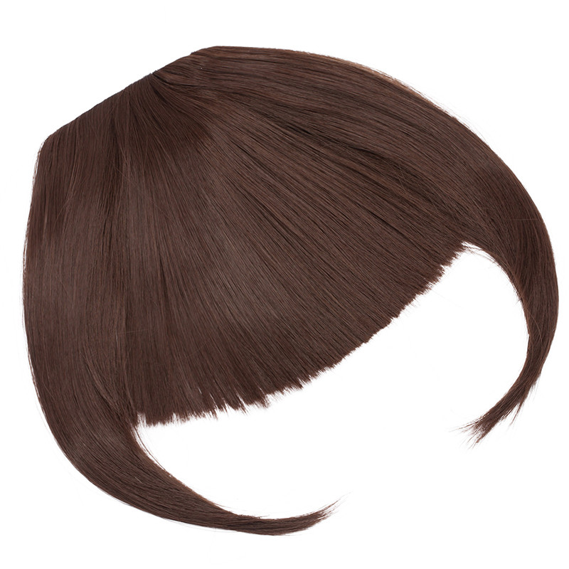 Clip In Hair Bangs Hairpiece Clip In Hair Extension for woman WK120