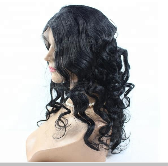 Lace wig beautiful body wave with baby hair YL087