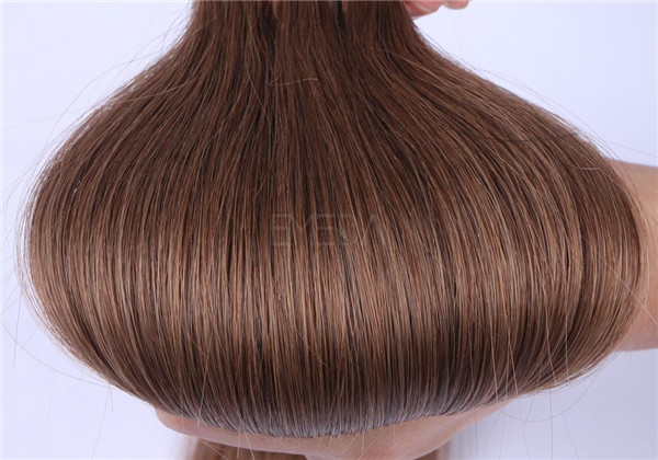Uprocessed tape in hair made in China best human hair supplier YL260