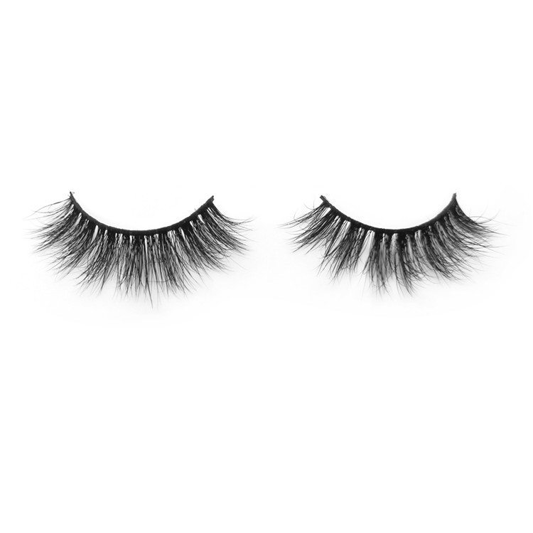 100% Mink Eyelashes Natural Looking With Custom Eyelash Packaging PY05