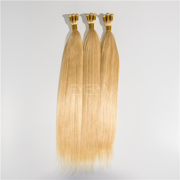 Cheap 100 Indian human hair extensions YJ82