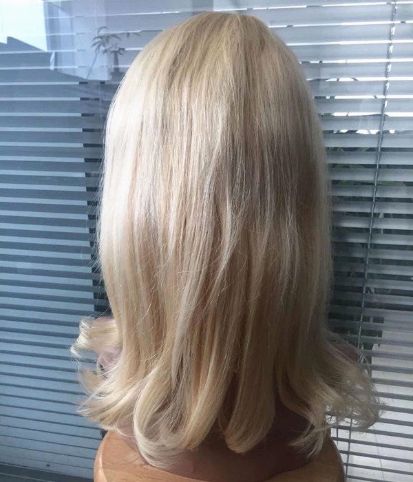 613 blonde Hair Lace Wig human hair with best quality YL262