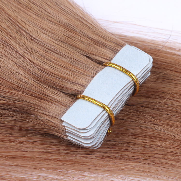China best tape in hair extensions double drawn tape hair extesnions factory YJ316
