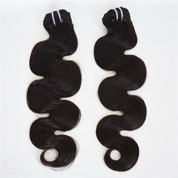 Top grade quality body wave clip in brazilian remy hair YJ171