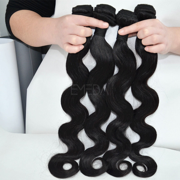 Alibaba hot sale body wave large stock lp164