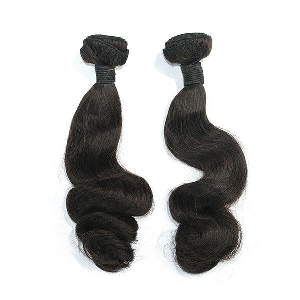 new bohemian curl hair weave lp120
