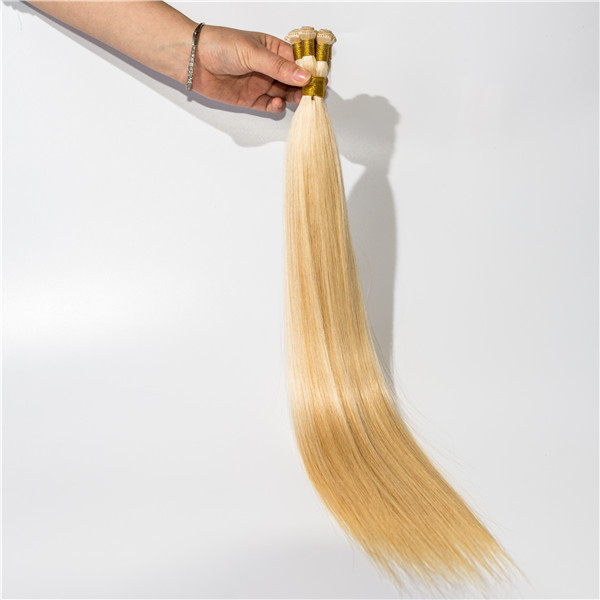Braid hair hand tied hair weft in the UK   ZJ0072