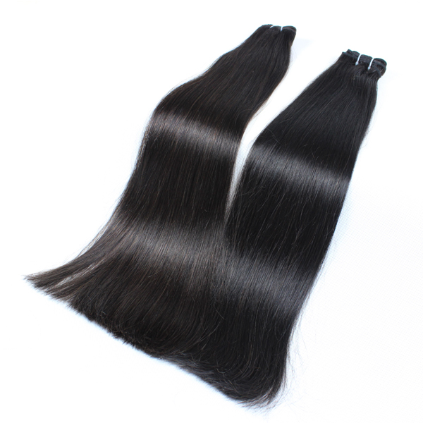 Accepted sample hair bundles wholesale virgin hair vendors,women hair brazilian,latest straight hair weaves in kenyaHN177