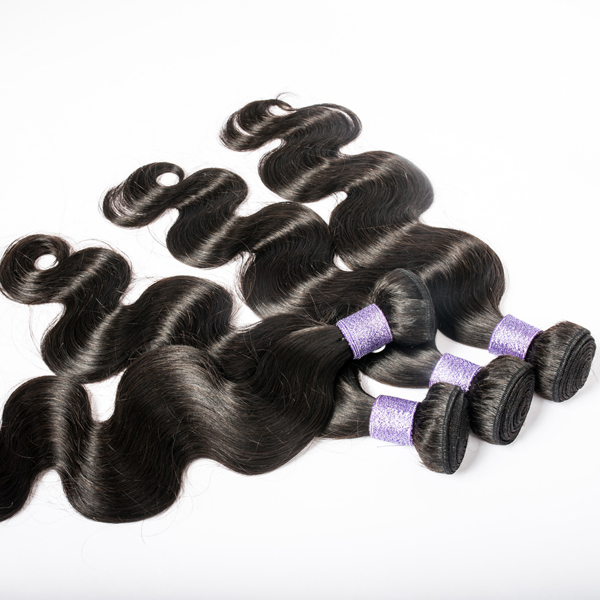Virgin Brazilian Body Wave Hair Bundles WW006