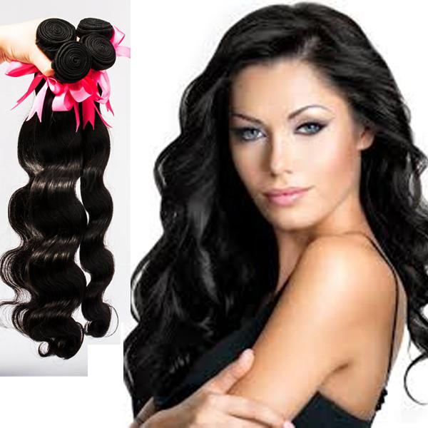 7a 100 Natural Indian Human Hair Unprocessed Virgin Cuticle