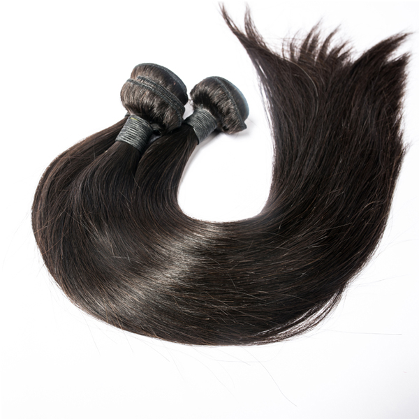 Bundles of Remy Brazilian Straight Hair Weave WW008