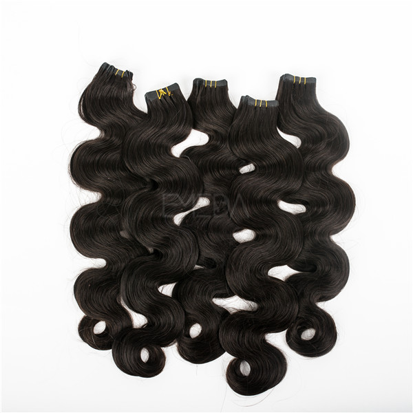 Tape PU Skin hair extensions  LJ 51