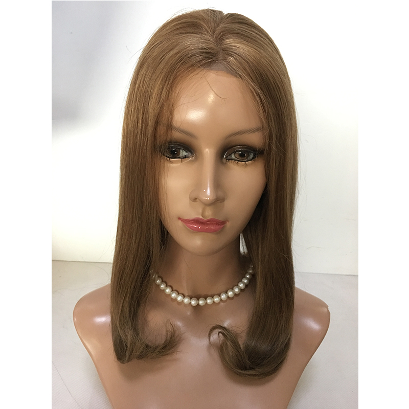 Full Lace Front Wigs Human Hair  Pre Plucked With Baby Hair Wave  Remy Hair YL335