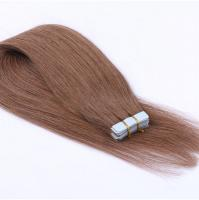 Hair extension tape in,russian tape in hair extensions,tape in human hair extensions HN379