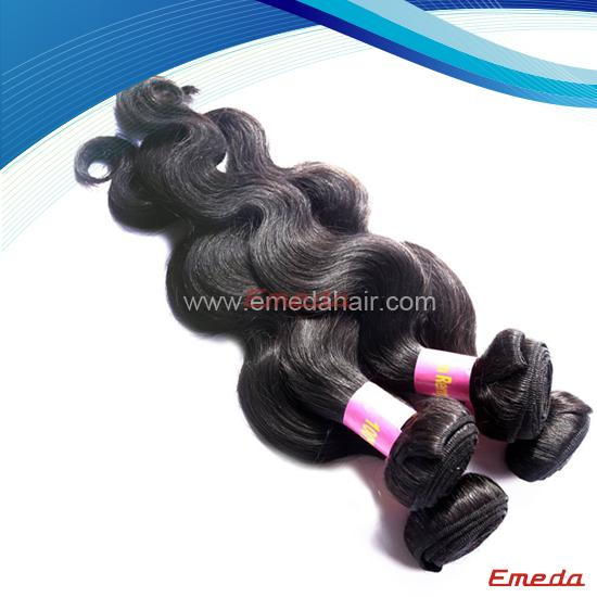 New china products 2014 quality 14inch wave cheap malaysian hair double weft