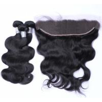 Full Lace Frontal Human Hair 13*4 Swiss Lace Frontal Closure 10-24 Inch Stock Frontal LM434