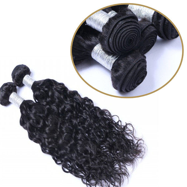 EMEDA malaysian human remy hair weave curly bundles online QM013
