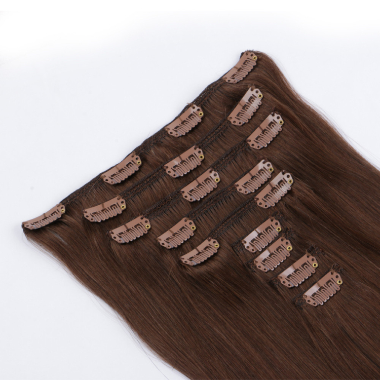 Cheap real human best hair extensions 100 real human hair SJ00120