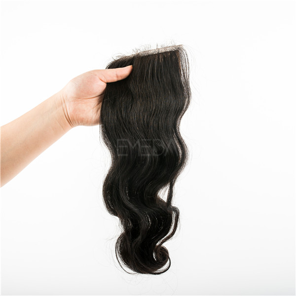cheap free parting lace closure LP113