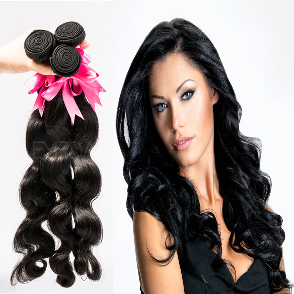 New year gift cheap good hair extensions yj143