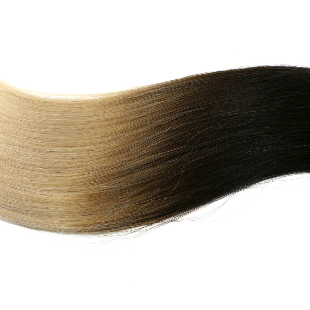 Hot Selling Direct Factory Wholesale 120G 140G 160G 180G Double Drawn  Remy Clip In Hair Extension YL205