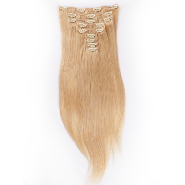 Clip In Hair Extensions Remy Human Accept Customized Hair Extensions